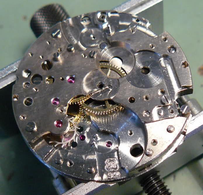Chronographe Enicar R92 35hmn7o