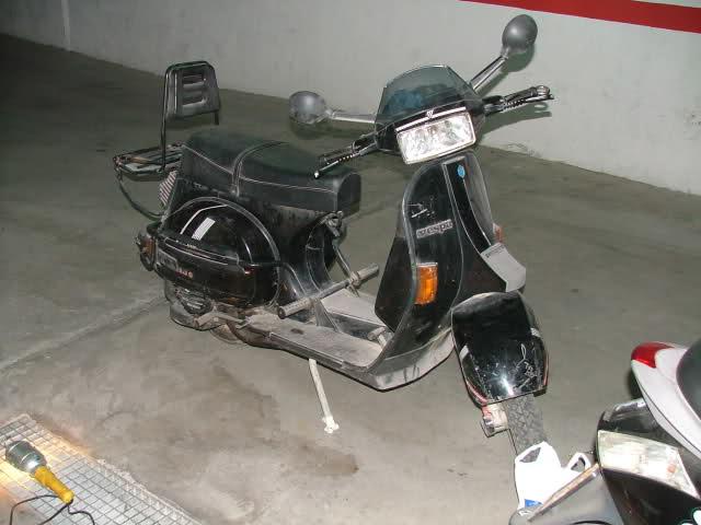 Restauración Vespa 200 TX Riw5me