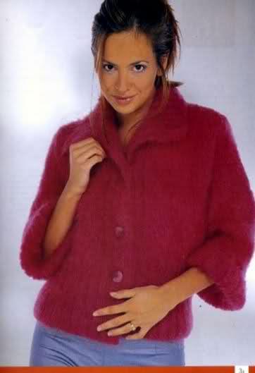 chaqueta mujer Sb6dzr