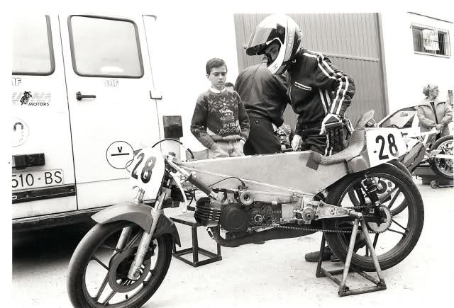 Todo sobre la Bultaco TSS MK-2 50 Wj9qjb