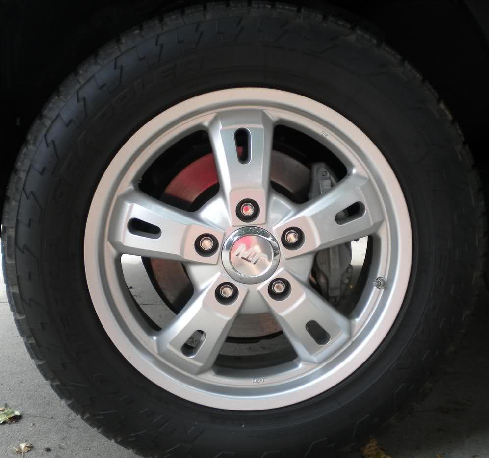 Tundra wheels and tires Zxtp2b