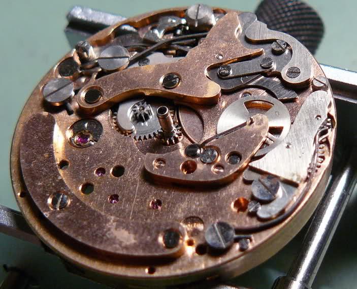 Enicar - Chronographe Enicar Sherpa Graph R72 : une fin de collection 1070xhd