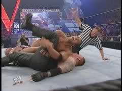Kurt angle vs Mr. Kennedy vs The Rock vs Goldberg 15hxrvo
