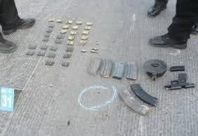 Enfrentamiento en el Boulevard Insurgentes de Tijuana (imagenes fuertes) 24nldu8