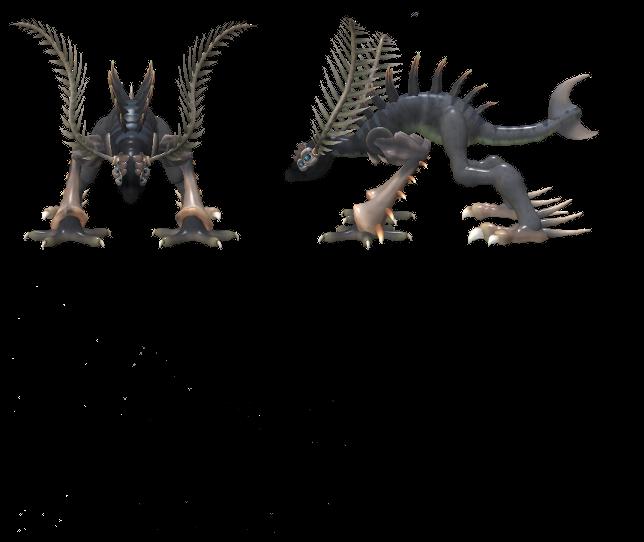 Species Archive (In progress) 2lnv1ub