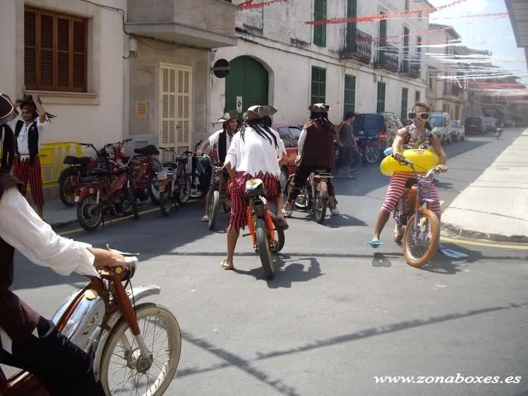 Mobylettada Sant Joan-09 Mallorca. 2mx09lj