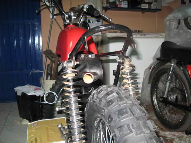 Mi pequeña Montesa Scorpion 50 R 34y7bk5