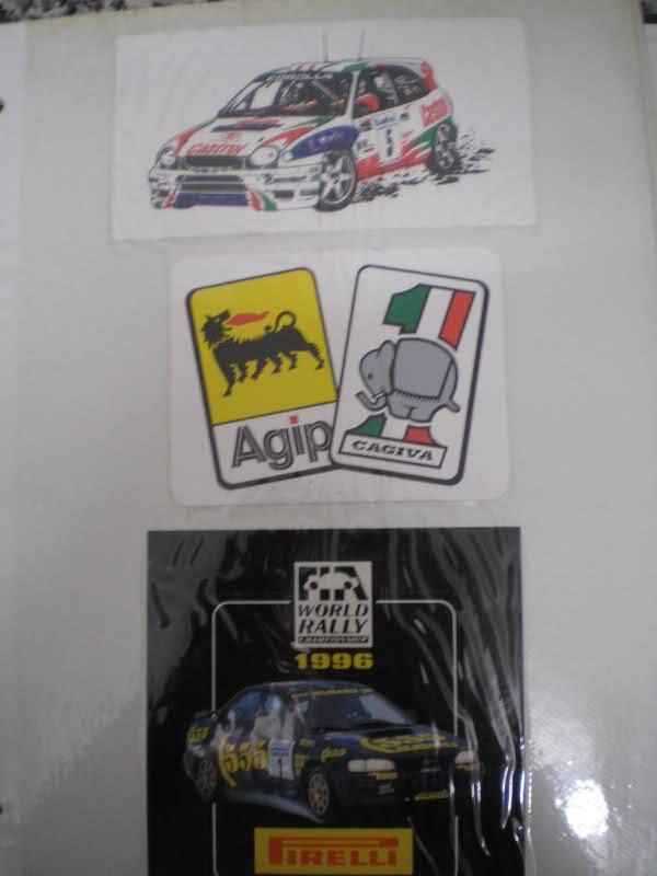 Mi colección de pegatinas Novrl3