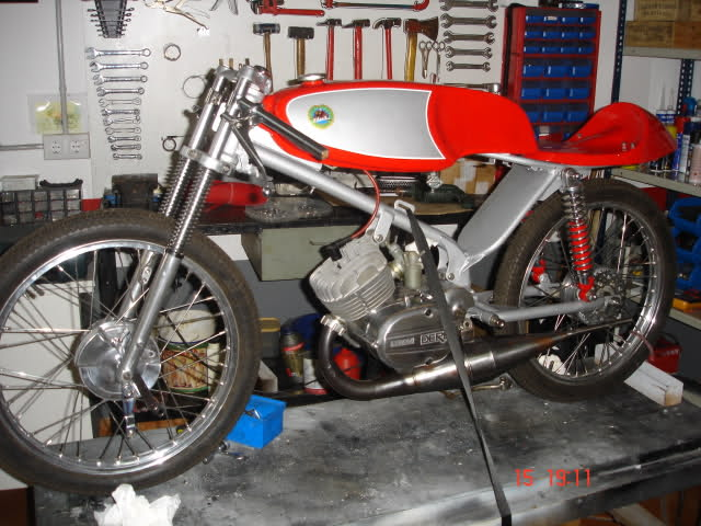 Derbi Gran Sport S5dcu8