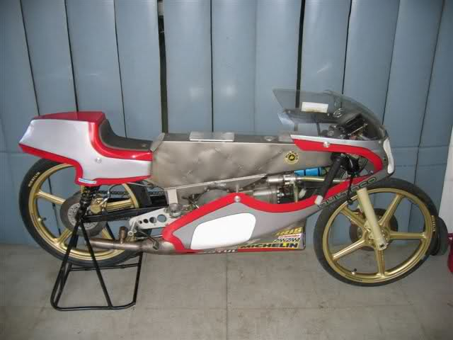 Todo sobre la Bultaco TSS MK-2 50 Swe53m