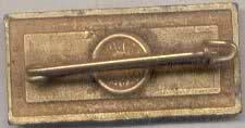 """Insignes de béret,patch de la 2ème DI US,""""Piscine"""" Wb5kht"""