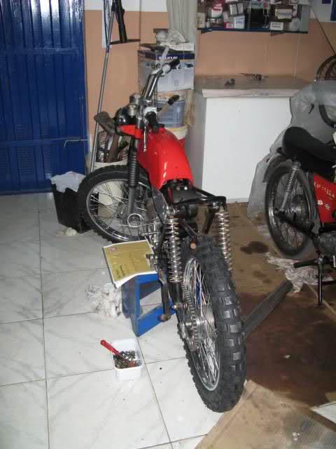 Mi pequeña Montesa Scorpion 50 R 14vixlj