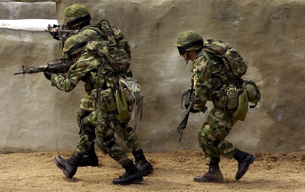Fuerzas Armadas de Colombia 20k69fc