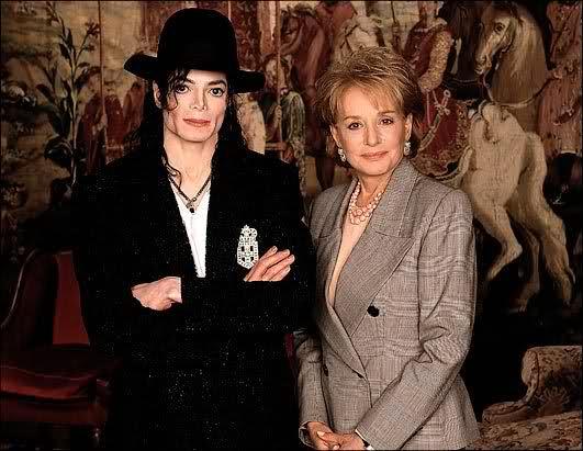 Foto intervista con Barbara Walters 2450yzs