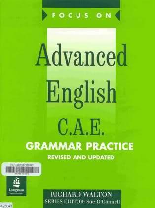 Advanced English CAE Grammar Practice 260zfoj