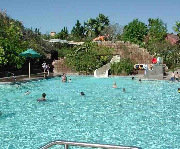 Dig Site - The Lost City of Cibola (main pool) 262v5v6