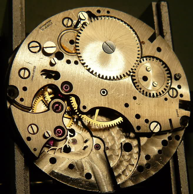 Chronographe Breitling Premier 1946 venus 175 3 compteurs 263kebd