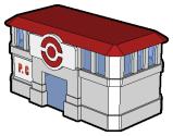 Покемон Център