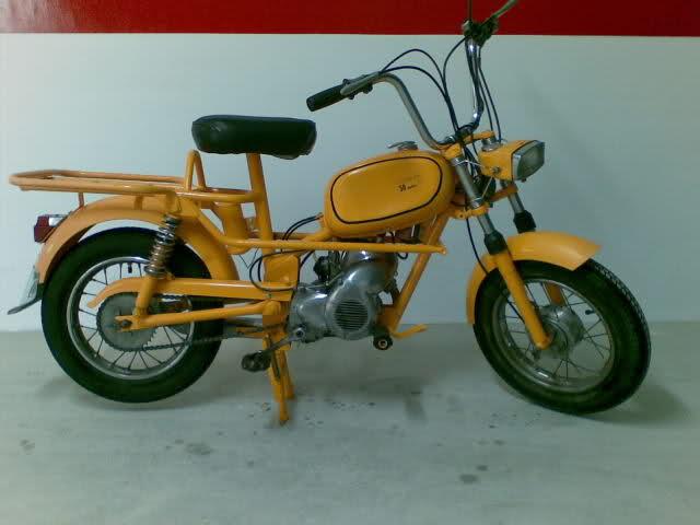 Mis ciclomotores Ducati 2n0q51f