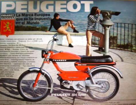 Otra para el Bunker: Peugeot 104 Sport 2wcnwpt