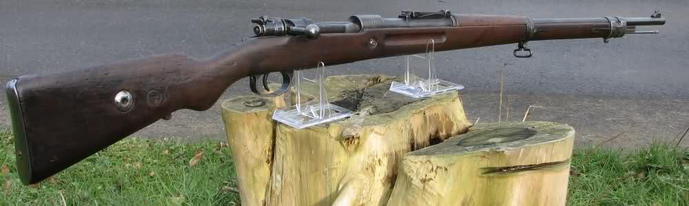 Mauser G98 de transition 314ufqs