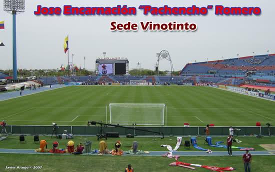 Maracaibo | Estadio Pachencho Romero | 45.000 6qgumd