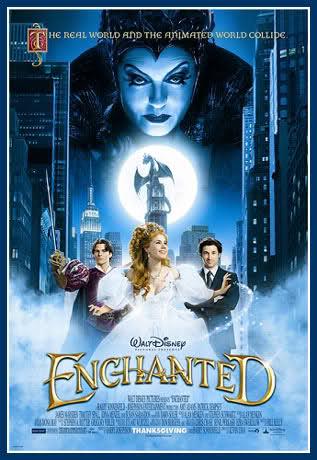 Enchanted (2007) DVDRip XviD DiAMOND Dbtpaq