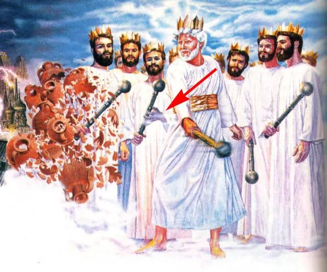 Immagini subliminali a tema satanico nella Torre di Guardia Ek289w