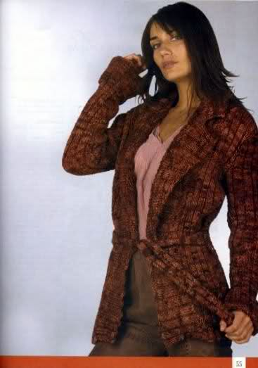 chaqueta mujer Izt02c
