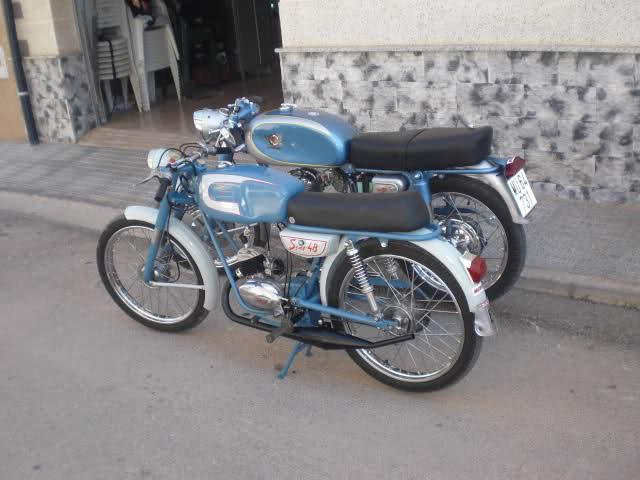 Mis ciclomotores Ducati P6n3r
