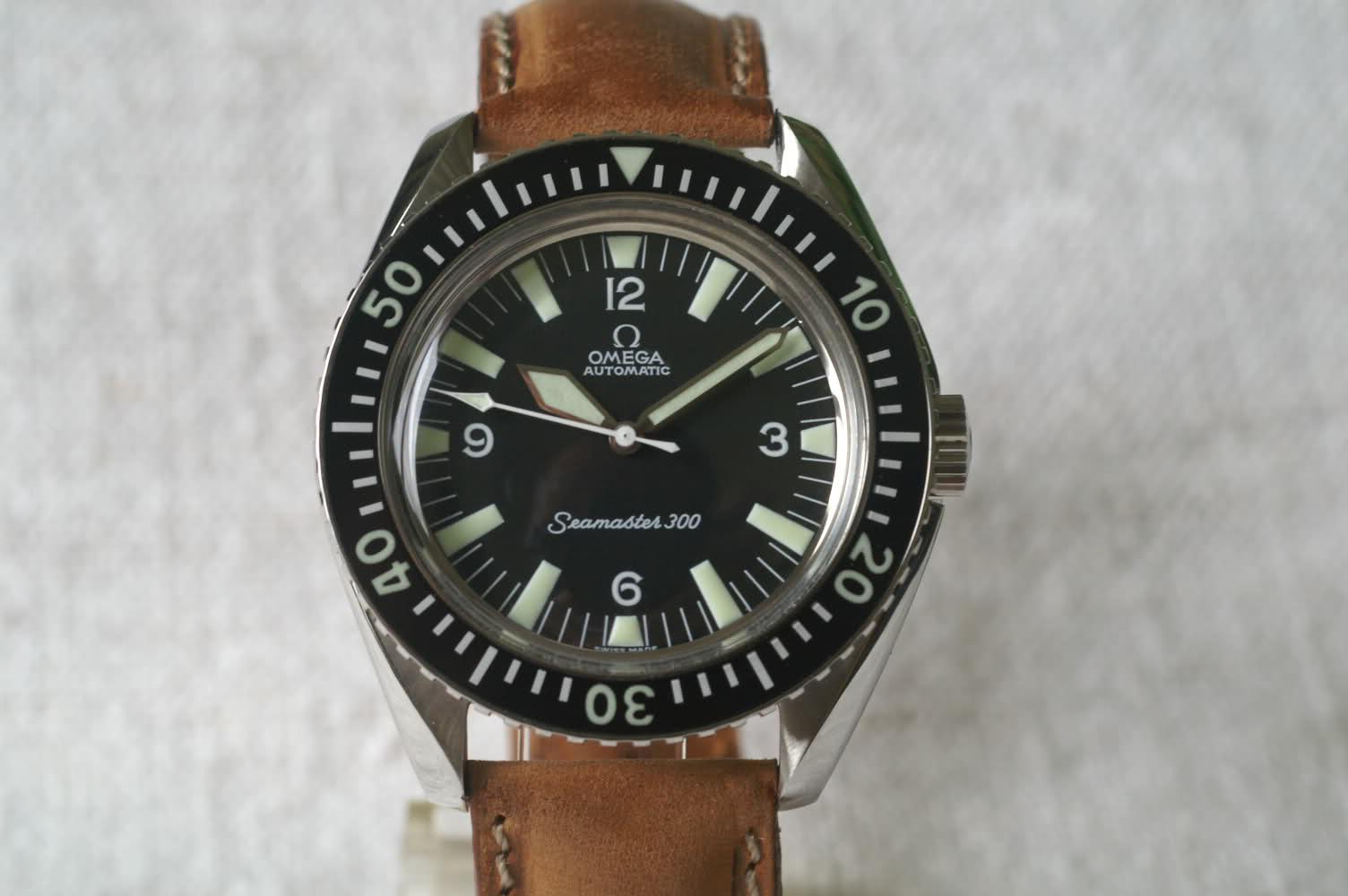 FEU de vos seamaster 300 vintage ou watchco Qrck5g
