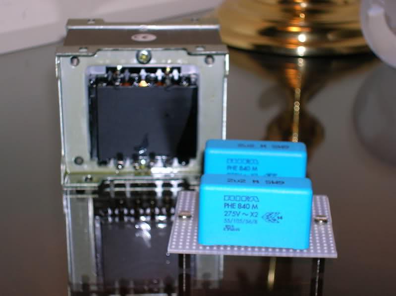 Condizionatore di rete per sorgenti digitali e PC Rriplk