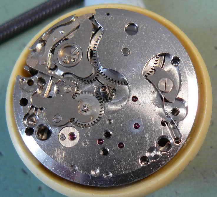 Chronographe Enicar R92 Ru4q6a
