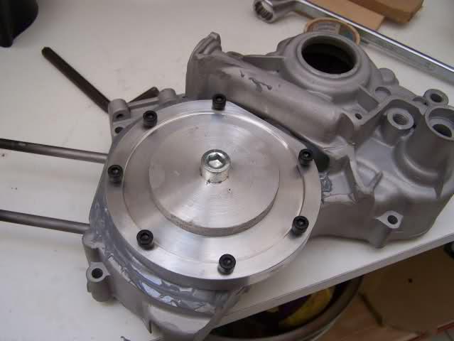 Montaje de válvula rotativa Rumihw
