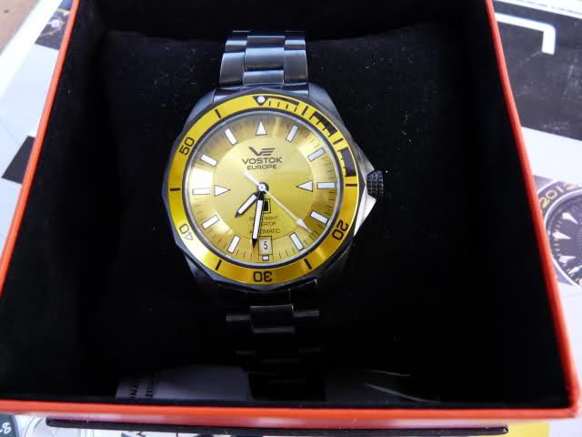 Quelle montre avec cadran jaune ? So3h8x