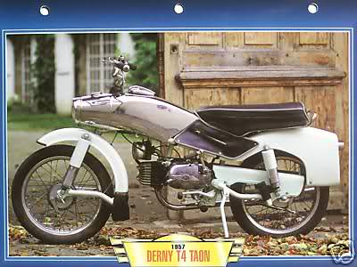 Rieju grandes bajo licencia: Isard y Sport Sxm5w5