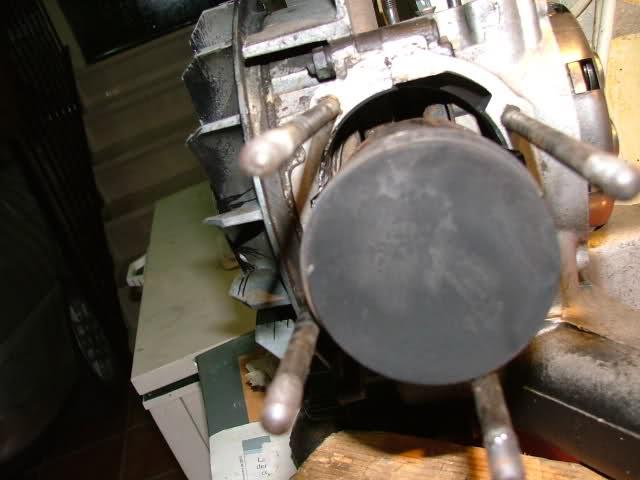 Restauración Vespa 200 TX V7v3oo