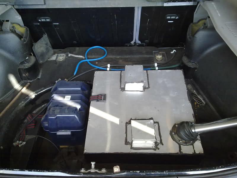 Mikael - Ford Sierra med Hjärta från BMW W9b7kz