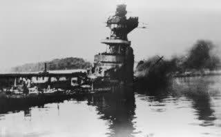 Le sabordage de la Flotte à Toulon (83) 27/11/1942 Zttdue
