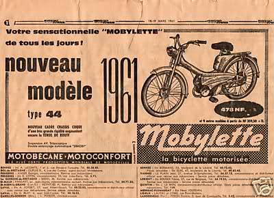 La Mobylette AV 44,por CIC. 10ojhg7
