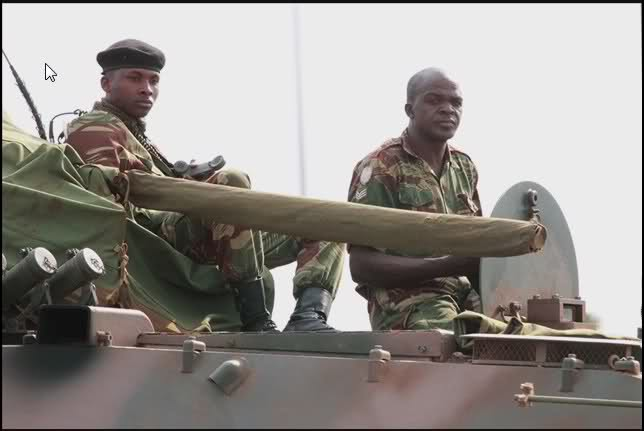 Zimbabwe National Army 14ww3gg