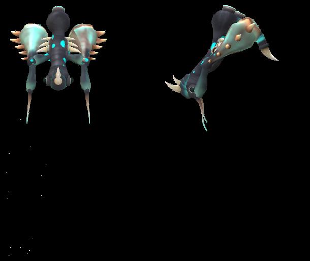 Species Archive (In progress) 245x7h2