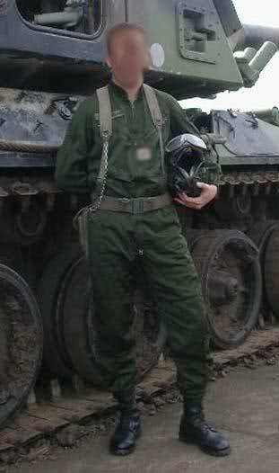 French Tankiste 24wdco4