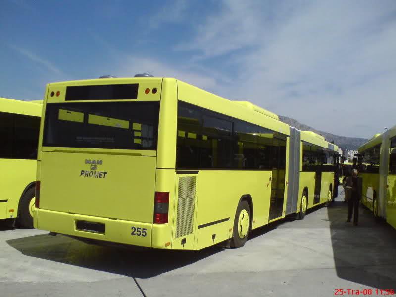 Promet - Split 255jhax