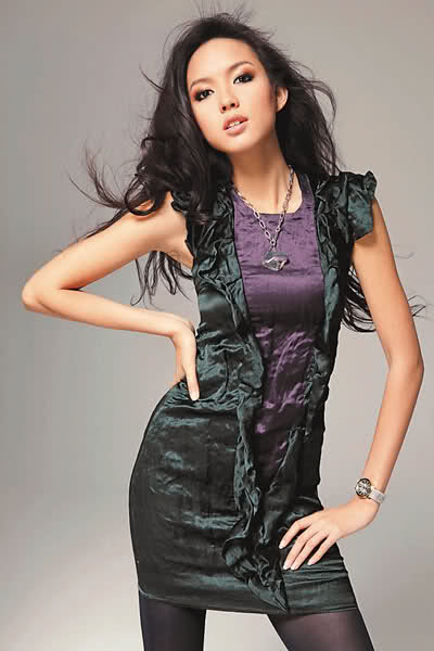 Zi Lin Zhang- MISS WORLD 2007 OFFICIAL THREAD (China) - Page 6 2enz4t2