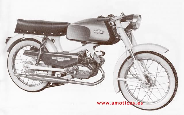 Ciclomotor Jumarba 2hxucsm