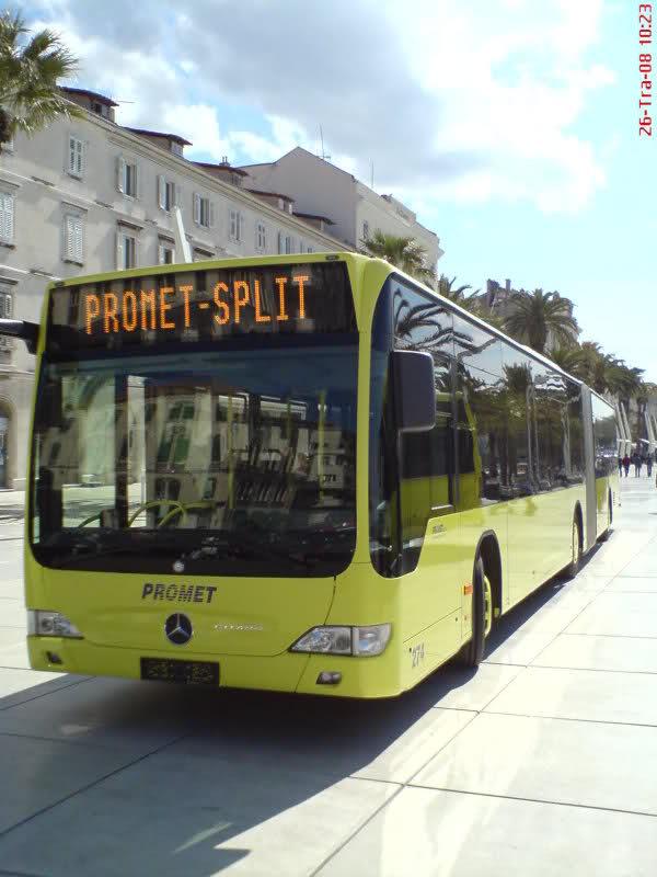 Promet - Split 2n1z4w1