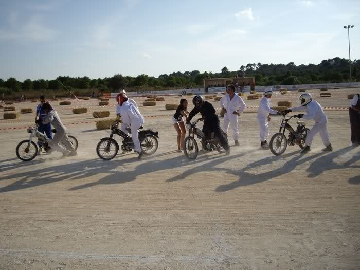 """V GRAN PREMIO Mobylette GP """" PINA 2009 """" 3483xh3"""