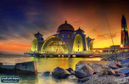 اجمل مســاجد المسلمين حول العالم B3tvd3