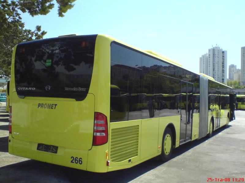 Promet - Split E19dgz